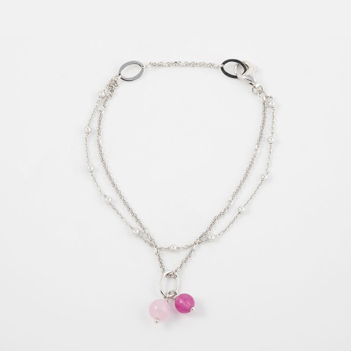 Pulsera TINY doble bola
