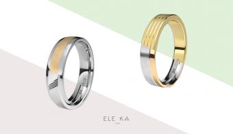 anillos para hombres
