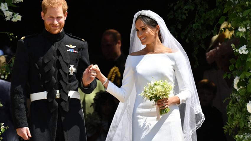 vestidos de novia de princesas, meghan markle