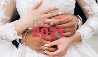 bodas para 2021