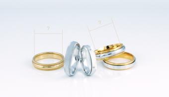 medir la talla del anillo