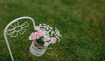 Decoración de bodas en primavera